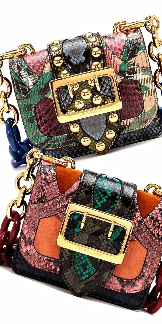 Burberry Luxury Bags Collection & More Details at Luxury & Vintage Madri...