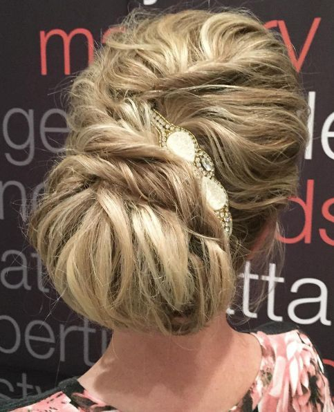 Featured Hairstyle: Hair and Makeup Girl •HMG• Heidi Marie (Garrett) Villa; ...