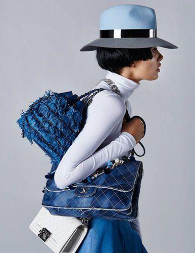 Chanel Handbags Collection Y More Luxury Details...