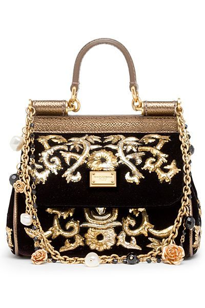 Dolce & Gabbana Luxury Handbags Collection & More Details...