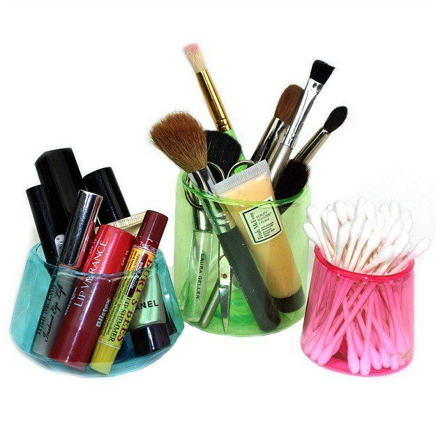 Plastic Holder | Makeup Organizers You'll Surely Love...