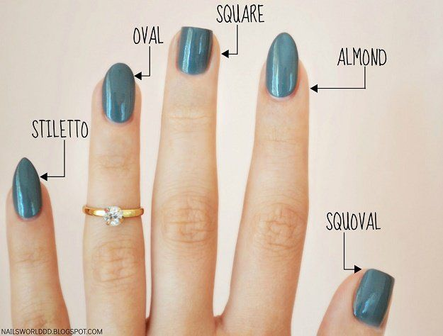 Manicure Hacks | Perfect Nail Shape | 32 Amazing Manicure Hacks You Should Know ...