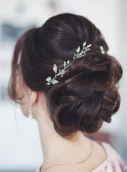 Wedding Hairstyle Inspiration - tonyastylist (Tonya Pushkareva