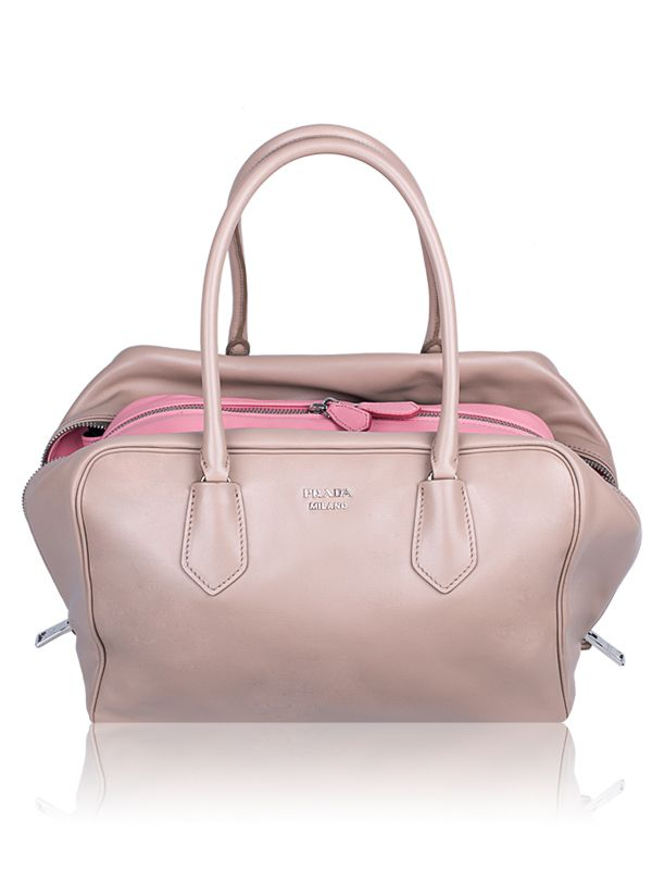 Prada Soft Calf Large Inside Bag