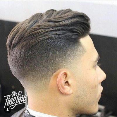 Men's Hair, Haircuts, Fade Haircuts, short, medium, long, buzzed, side part,...