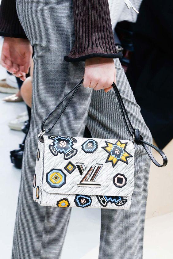 Louis Vuitton  Fashion Show Details...