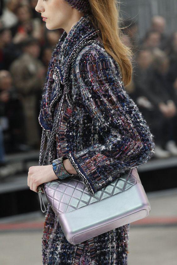 Chanel Fall 2017 Fashion Show Details...