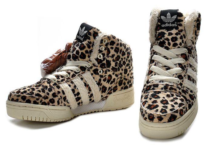 Jeremy Scott Leopard $95...