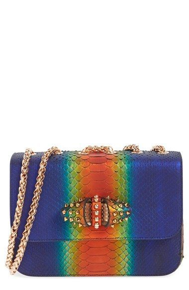 Christian Louboutin Handbags collection & more luxury details...