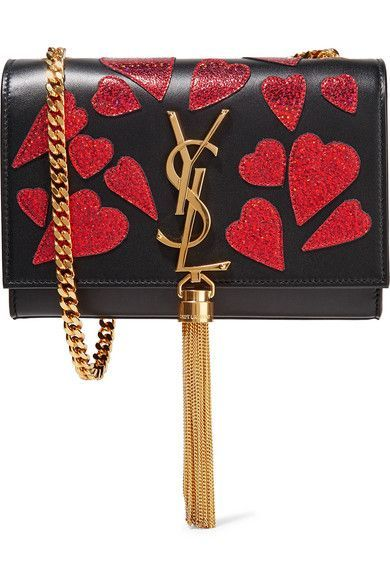 Saint Laurent Handbags collection & more luxury details...