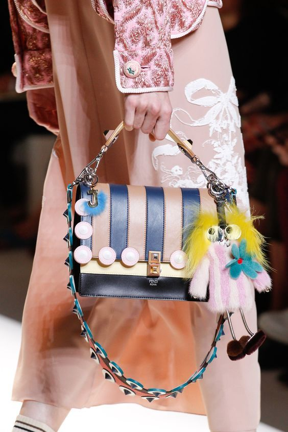 Fendi Fashion Show & More Luxury Details...