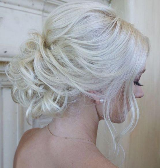 Featured Hairstyle: Heidi Marie (Garrett) Villa (Hair and Makeup Girl); Wedding ...