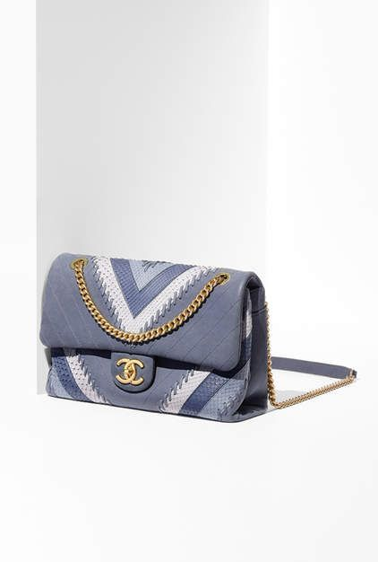 Chanel Crucero 2017 Handbags Collection & More Luxury Details...