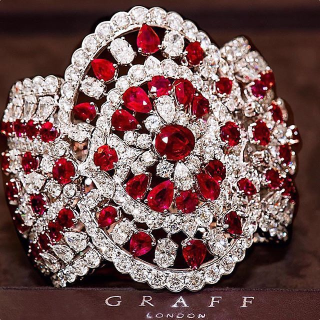 graff diamond jewelry on Instagram
