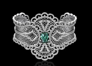 HENRI MARTEAU | GEORLAND | Splendor: A Celebration of Jewelry Designers
