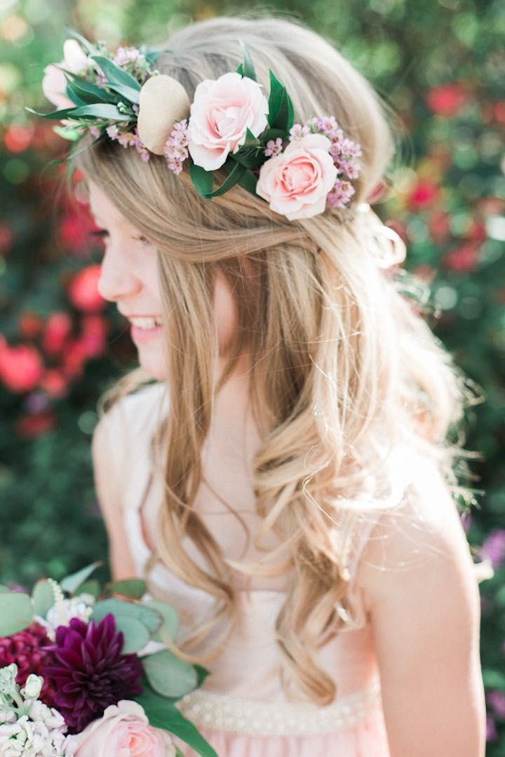 Featured Photographer:  Juliet Young Photography. wedding hairstyle idea...