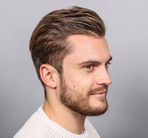 20 Optimal Receding Hairline Haircuts - The Right Hairstyles for You