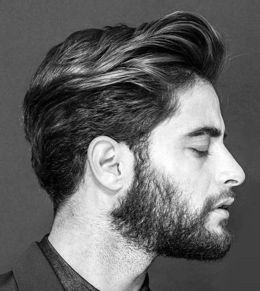 50 Men's Wavy Hairstyles - Add Some Life To Your Hair