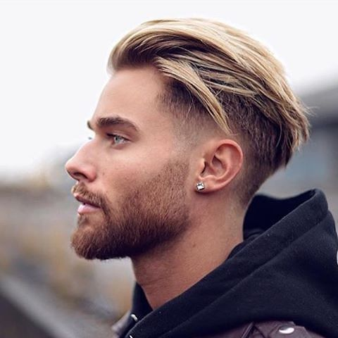 658 Likes, 3 Comments - mens hairstyles haircuts 2017 (Fade Game) on Instagram