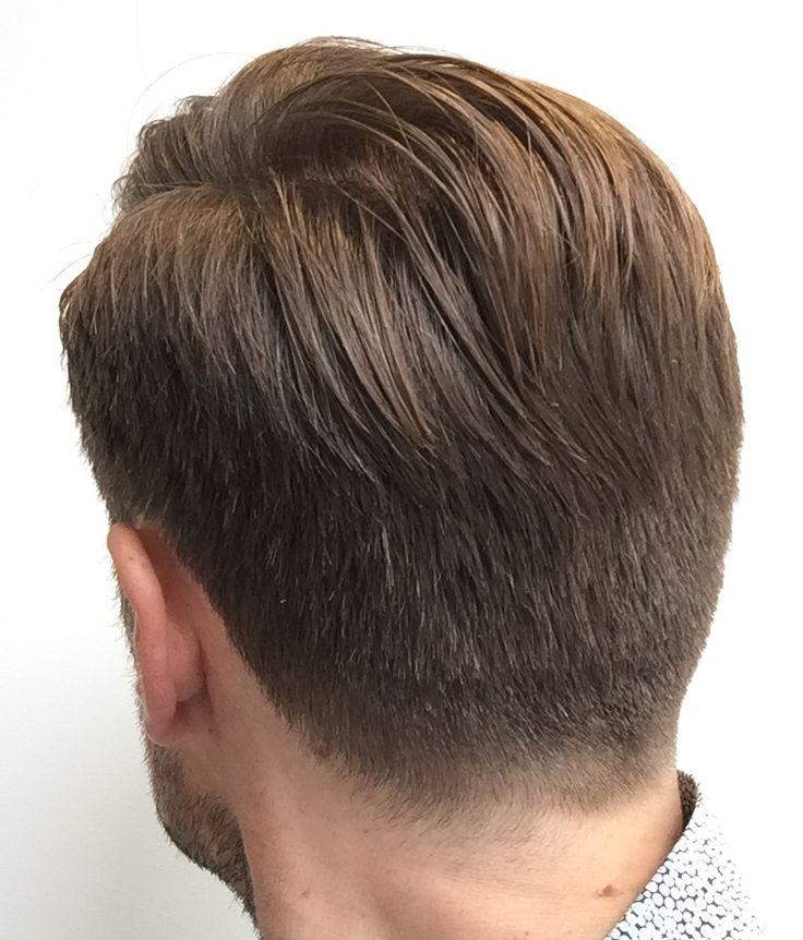 Fashionable Mens Haircuts Back View From My Fresh Haircut
