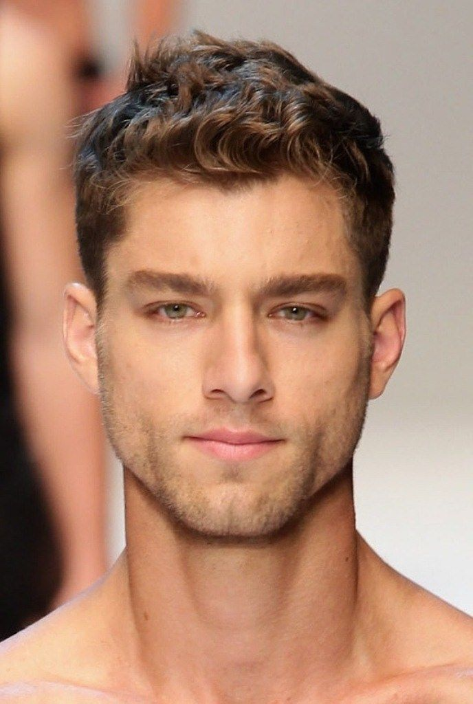 Fashionable Men\'s Haircuts. : Best Men Hairstyles for Thick ...