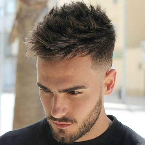 Looking for men's hairstyles? Find hairstyle ideas with its characteristics ...