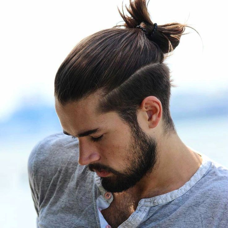 Fashionable Mens Haircuts Man Bun Top 25 Man Buns
