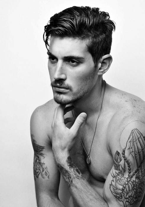 Medium Haircuts For Men With Thick Hair...
