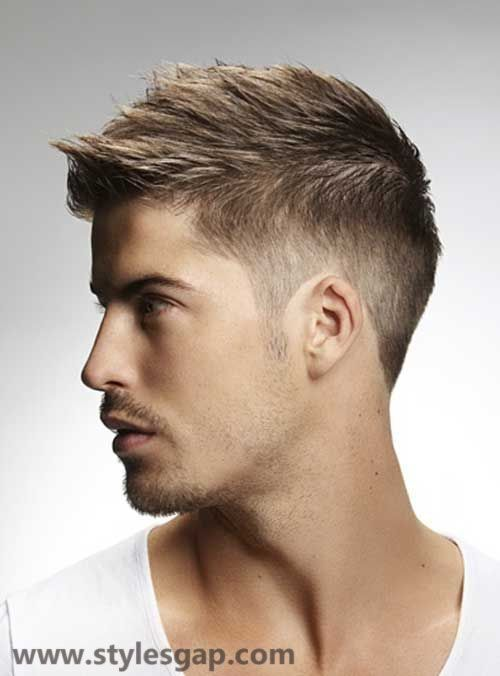 Fashionable Mens Haircuts Men Best Hairstyles Latest Trends Of