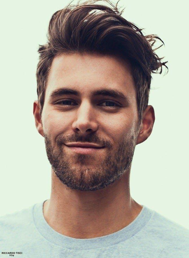 Fashionable Men\'s Haircuts. : men layered short hairstyles ...