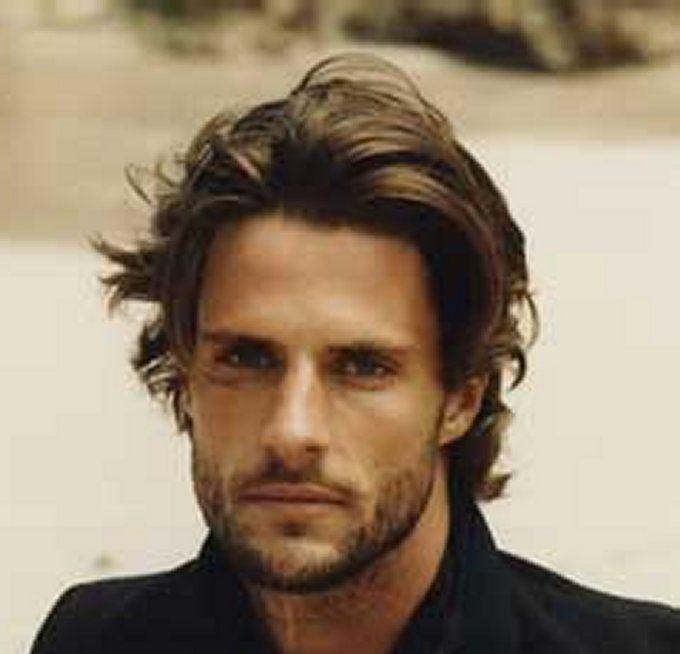 men medium length haircuts                                                      ...