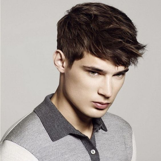 Fashionable Mens Haircuts See Collections Of The Latest And
