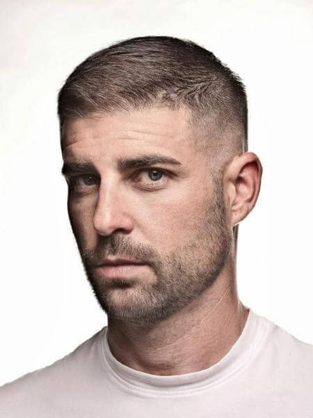 The fade haircut is characterized by subtle, gradual decreases in hair length, u...