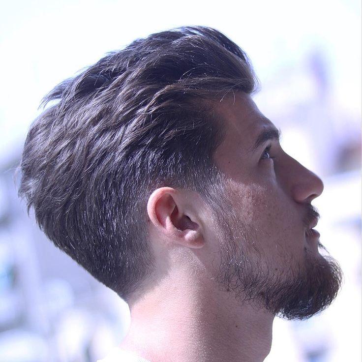 Fashionable Mens Haircuts The Taper Haircut Mens Hairstyle