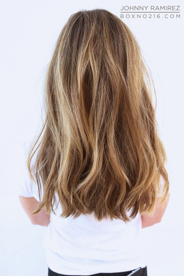 Haircuts For Long Hair The Best Color Cuts Are At Ramirez Tran