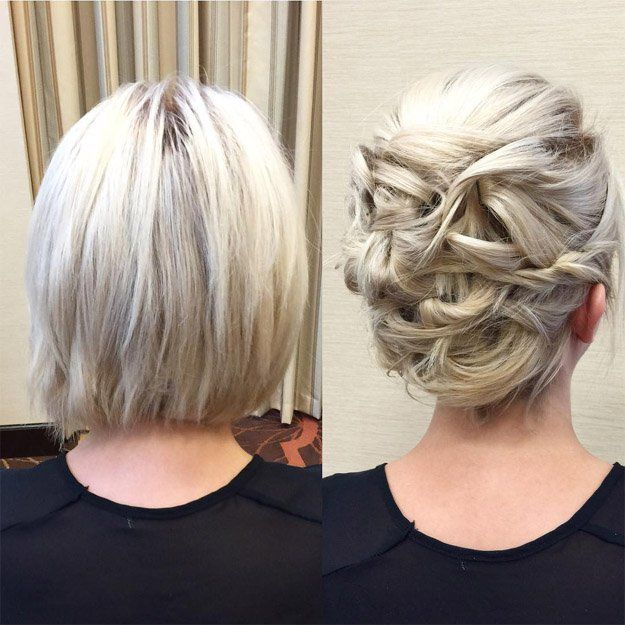 Hairstyles For Long Hair Wispy Updo 24 Perfect Prom