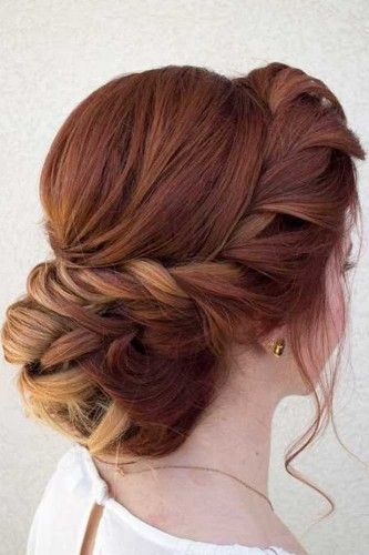 21 hottest bridesmaids hairstyles hair and make up by steph 4...