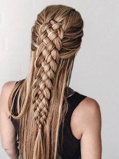 double braid...