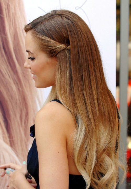 Easy Hairstyles for Long Length Hair...