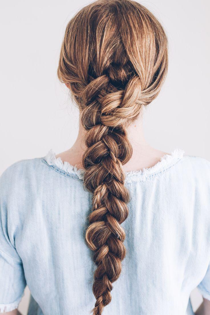Game of Thrones Khaleesi inspired braid tutorial