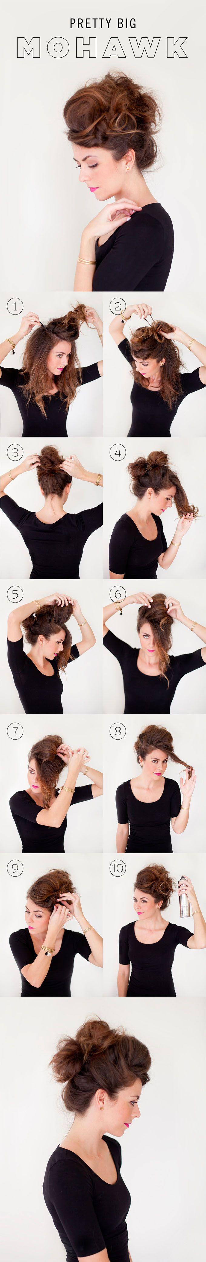 Halloween Hair – 27 DIY hair tutorials...