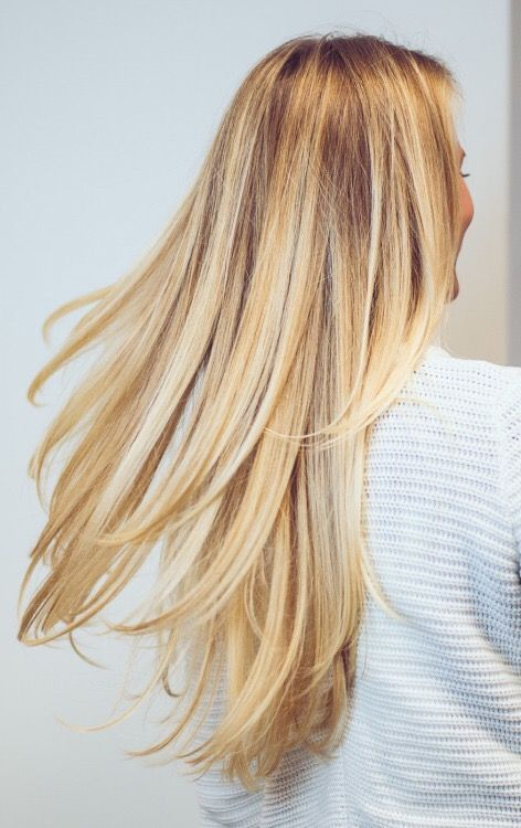 Long layers. Haircut for long hair. Best style....