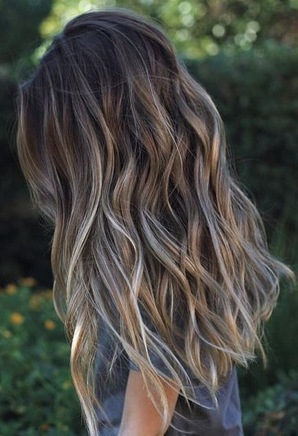 Stylists Say These Will Be the Biggest Hair Trends of 2016 ... I love this hair ...