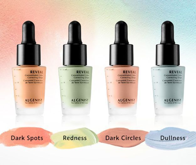 Algenist - Reveal Concentrated Color Correcting Drops | 11 Color Correcting Make...