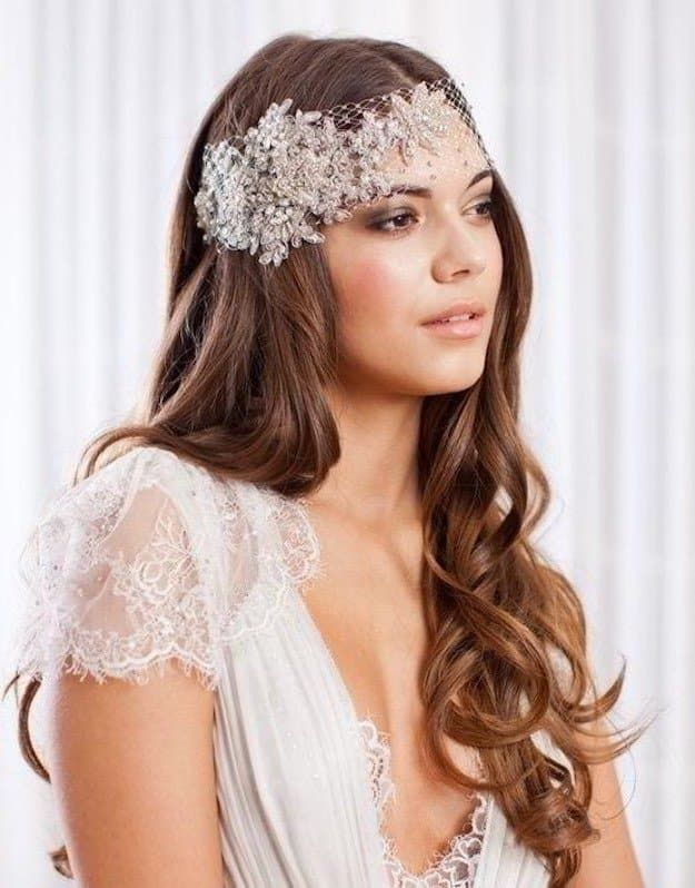 For the Free-Spirit | Wedding Makeup Looks Inspiration For Your Big Day...