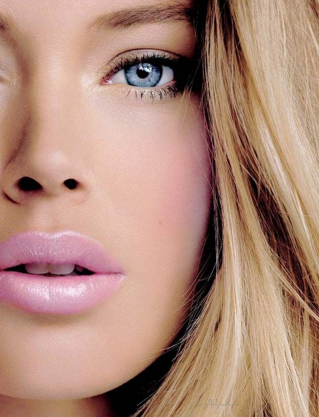 Pale Pink Lips | Best Lipstick Colors For Spring | Makeup Tutorials...