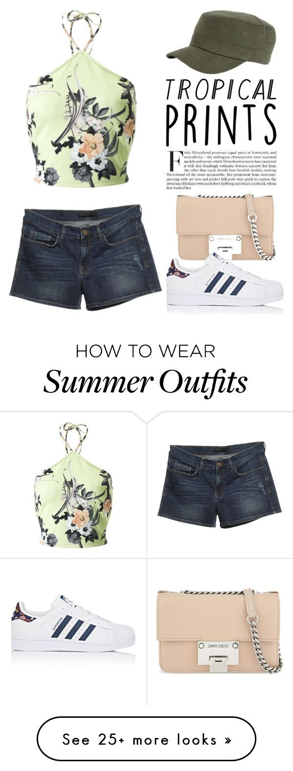 """""""Back To Summer: Tropical Printed Outfits 2959"""" by boxthoughts on Poly..."""
