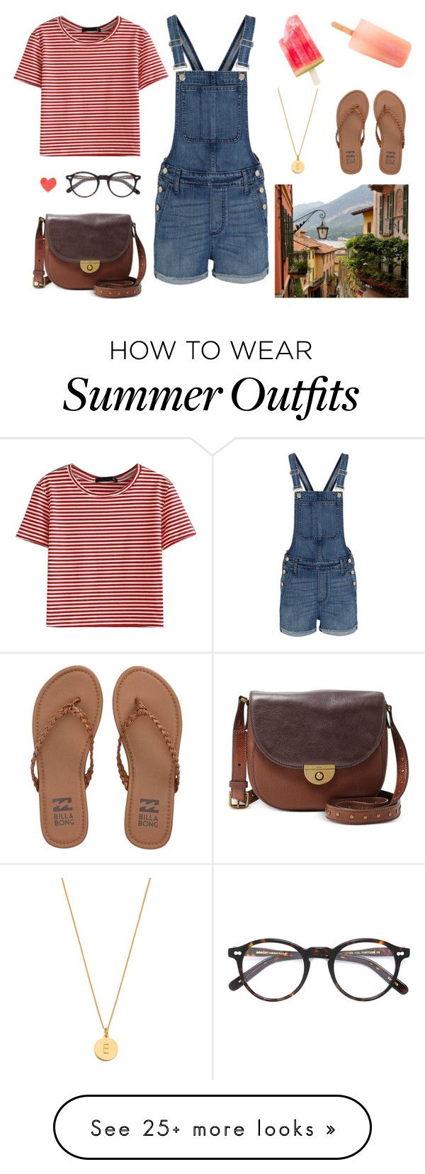 """character outfits // emmie + summer vacation"" by freckledreams on Pol..."