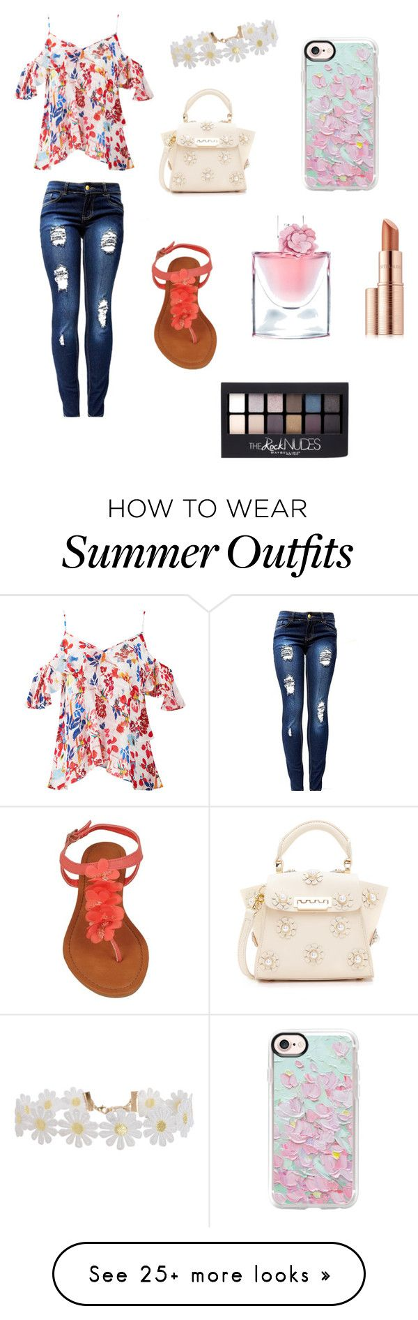 """""""Cute Spring Outfit """" by lsantana13 on Polyvore featuring Tanya Taylor..."""