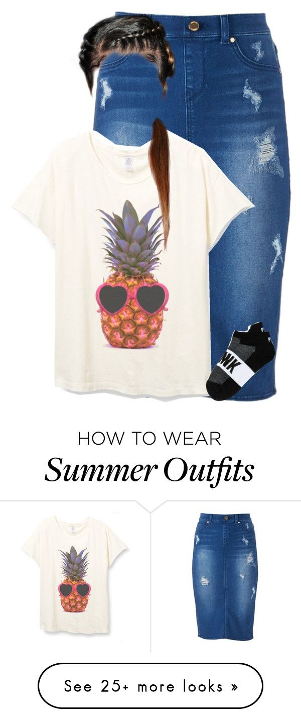 """""""Day In Outfit"""" by grace-food-lover on Polyvore featuring Jennifer Lop..."""